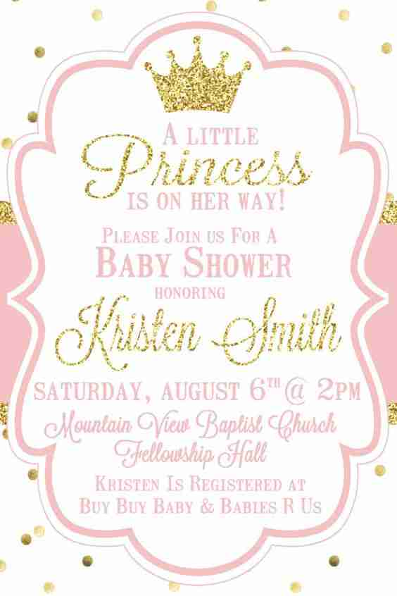 Top 10 Baby Shower Invitations Original For Boys And Girls
