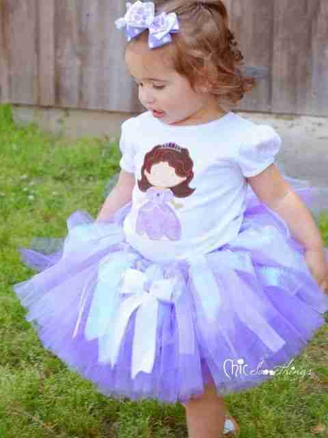 Sofia Birthday Dress