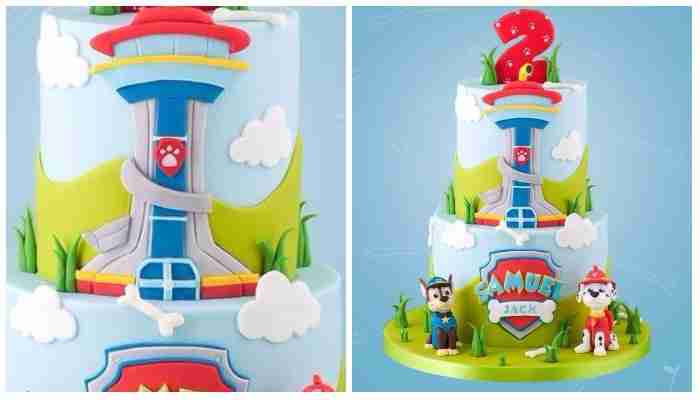 25 Best Paw Patrol Birthday Cake For Your Children 180 S Party