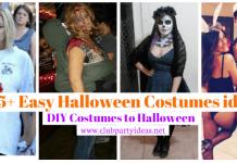 25 Easy Halloween Costumes ideas