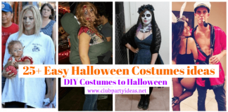 25 Easy Halloween Costumes ideas