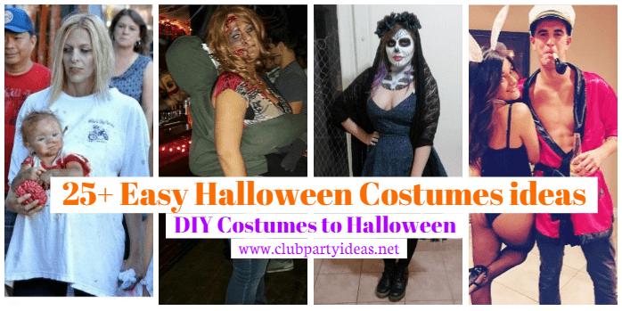 20 easy halloween costumes ideas last minute diy 2017