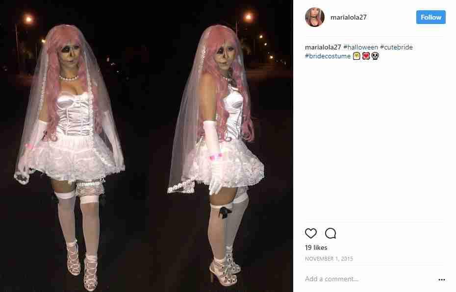 costume catrina